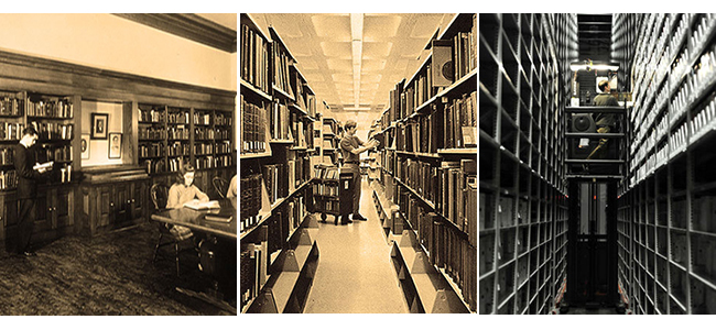 library images banner