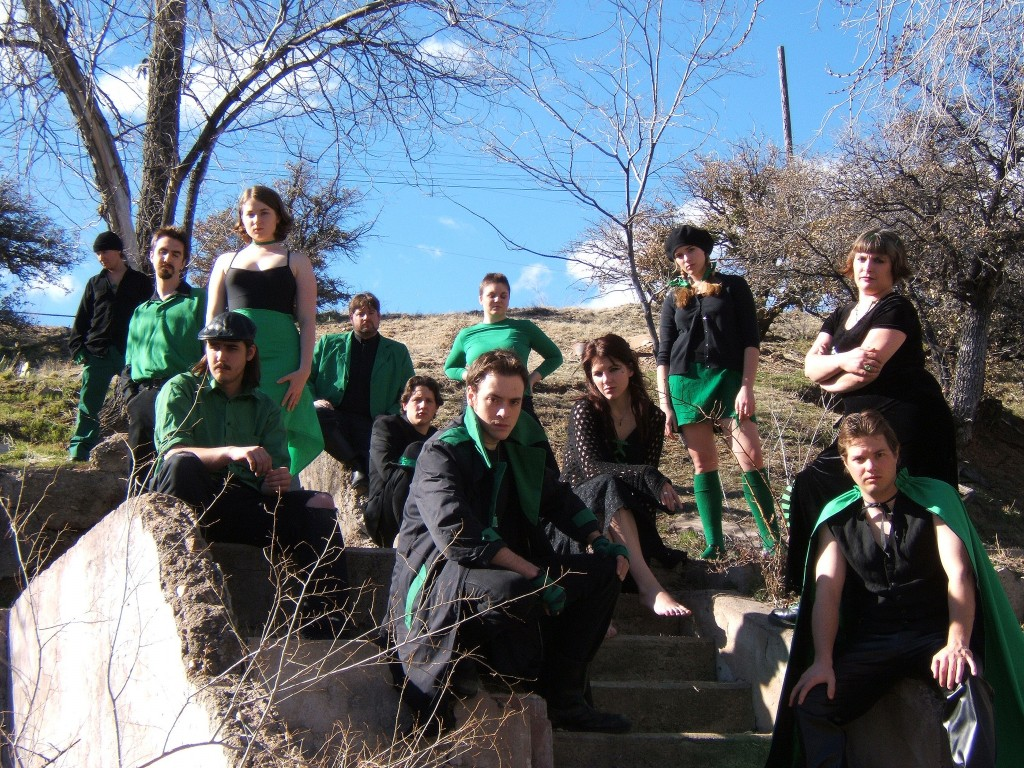 The World's Greatest Shakespeare Company, circa 2004, Prescott Arizona