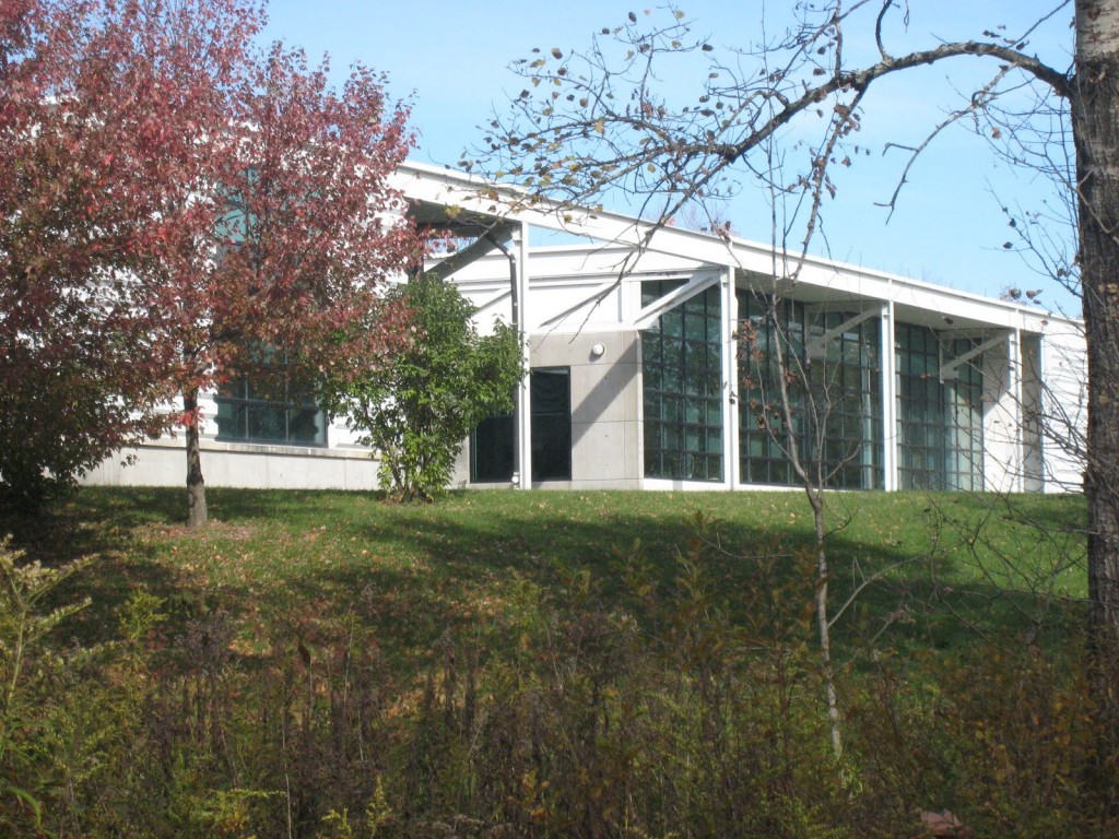 The Celeste Bartos Film Preservation Center, located in Hamlin, Pennsylvania, opened in 1996.