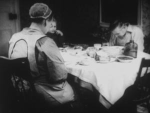 The family of Moses Zimmerman, still from Farmer At War