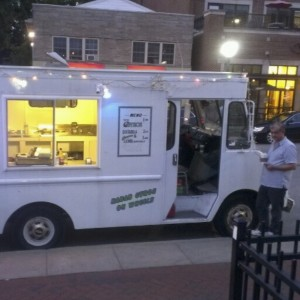 Bloomington's Gyro Truck will be outside of the Bishop from 6:30pm-8:30pm on Sunday, April 17th!