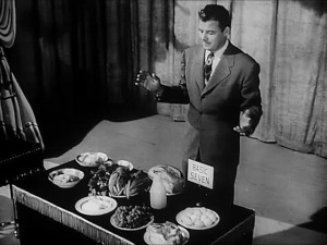 "Mysto the Magician in ""Food and Magic"" (1943)"