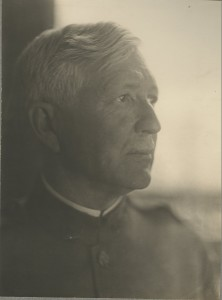 Ernest P. Bicknell in 1918