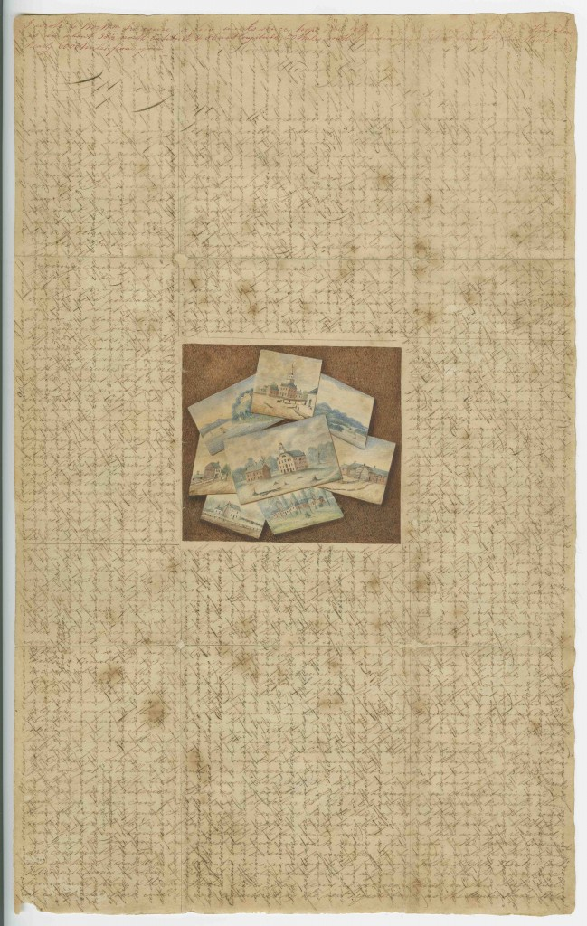 Cornelius Pering letter to S. Edwards, Esq., August 27, 1833
