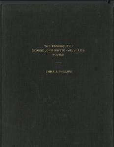 Emma Phillips Thesis