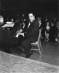 Duke Ellington at the 1952 Dames' Ball