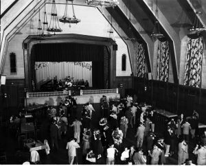 Dance at the Union, 1951