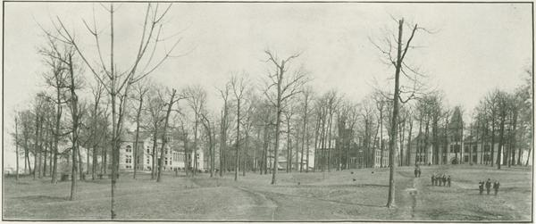 Old Crescent, 1900