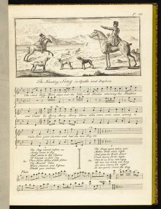 Plate 49 The Hunting Song in Apollo and Daphne.