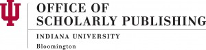Image 2: IU Office of Scholarly Publishing logo