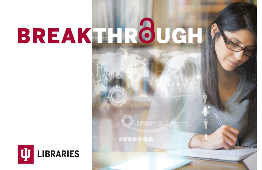 break through publishing barriers