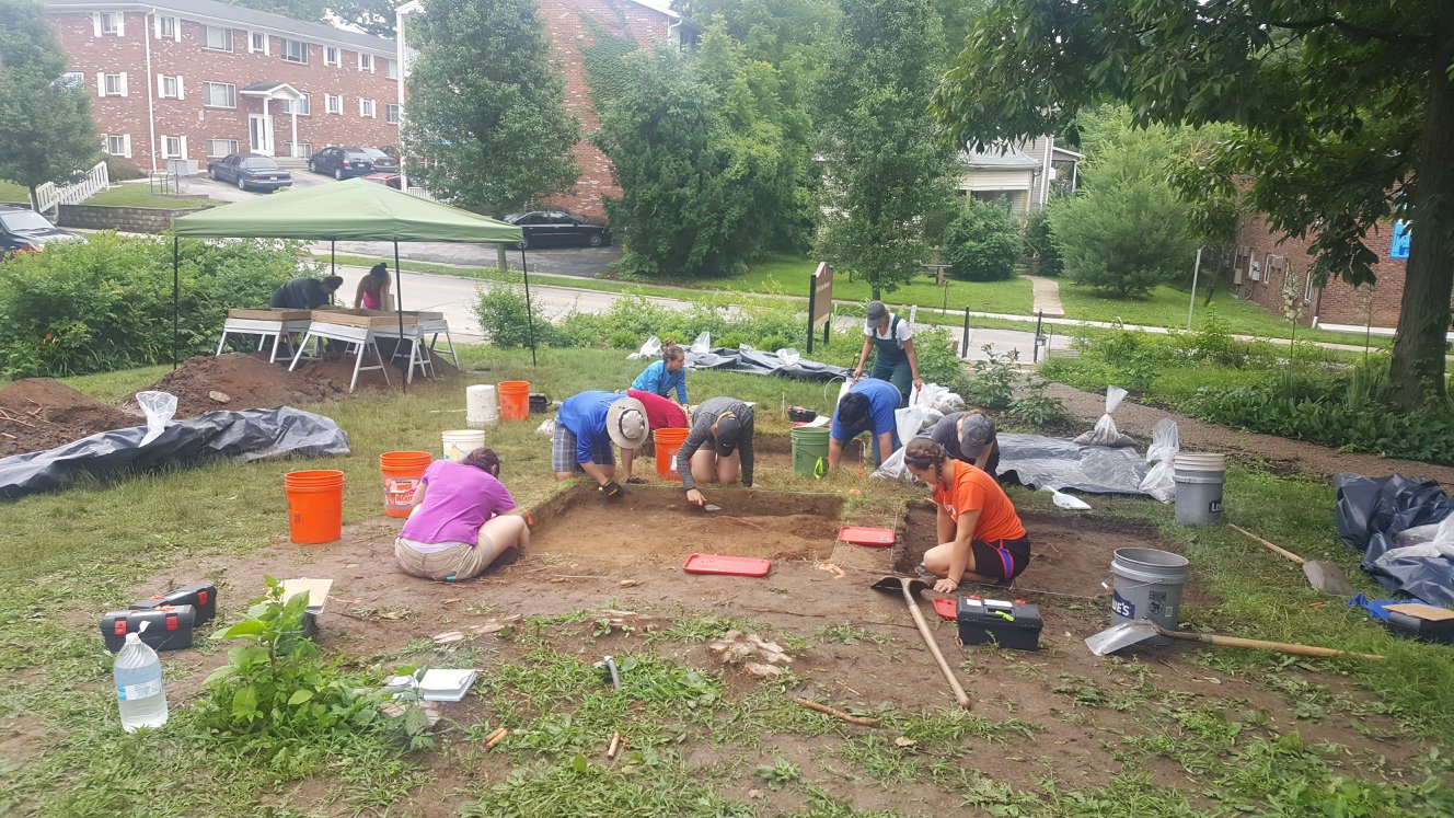 An Introduction to the IU Bicentennial Campus Archaeology Project